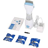 Electric Capture Pet Filter Lice Treatment Professional Lice Remover Kit for Cats & Dogs &Kids/Safe, Non-Toxic and Pesticide-Free