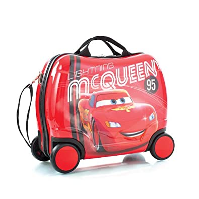 Disney Cars Ride On Luggage
