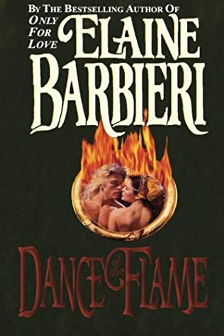 book cover of Dance of the Flame