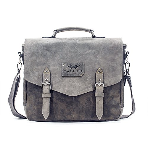 Canvas Reporter Bag - 7