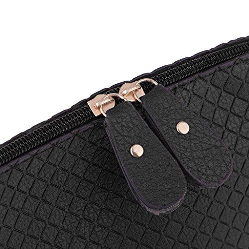 Shoulder Satchel Handbag Fashion Baoblaze Messenger Black Charm Handbag Bags Colors Deer Purse Bags Hobo Tote 3 Women UtwUOqxzH