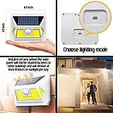 [New 2020] Solar Motion Sensor Light Outdoor-2