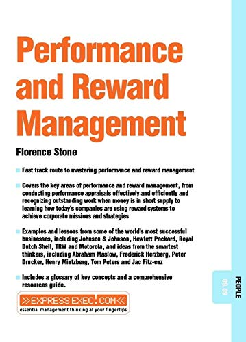 Performance and Reward Management: People 09.09 (Express Exec) pdf