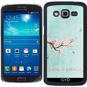 Funda para Samsung Galaxy Grand 2 (SM-G7105) - Cherryblossoms En Primavera by UtArt