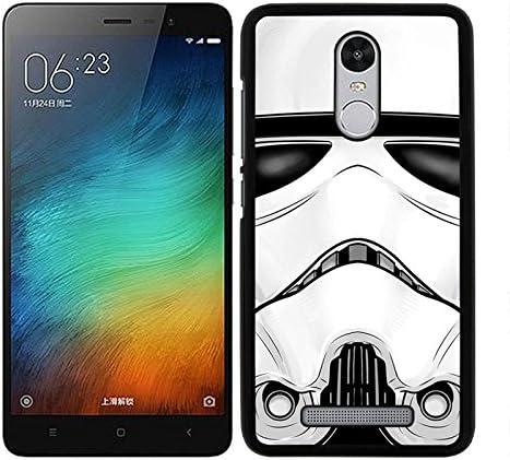Funda carcasa para Xiaomi Redmi Note 3 Pro cara soldado SW borde ...
