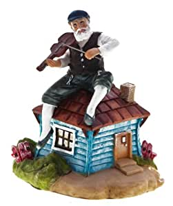 Fiddler on the Roof Great Decoration ,Jewish Gift , Bless