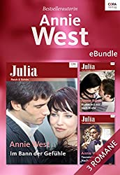 Bestseller Autorin: Annie West: eBundle