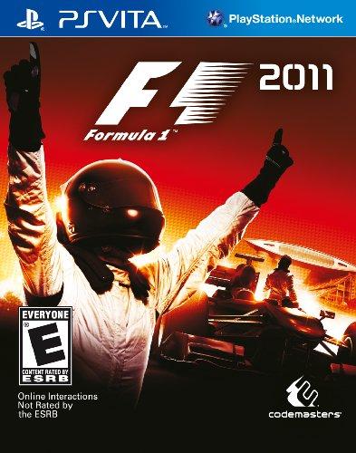 F1 2011 - PlayStation Vita by THQ