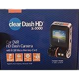 Tristar Clear Dash HD X3000 - Has Motion Stabilizer