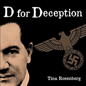 D for Deception Audiobook