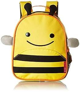 Skip Hop Zoo arnés de seguridad amarillo Yellow Bee Talla:Travel Size: Amazon.es: Bebé