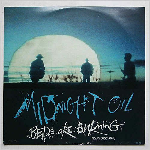 Midnight Oil - Beds Are Burning [12in Single] - Zortam Music