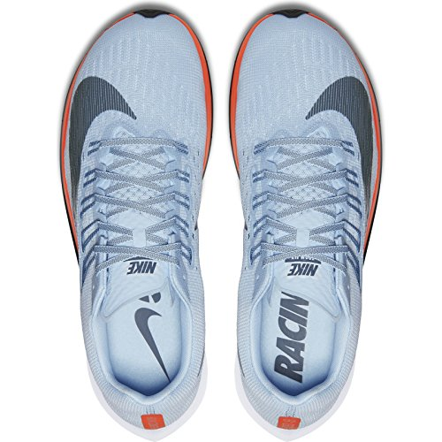NIKE Mens Zoom Fly Running Shoe Ice Blue/Blue Fox e9b55