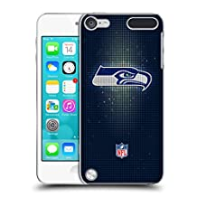 Official NFL LED 2017/18 Seattle Seahawks Hard Back Case for Apple iPod Touch 4G 4th Gen