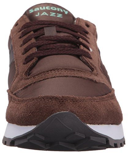 Original Women's Brown Saucony Sneaker Originals Jazz wqP1PnxcBR