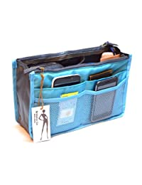 Brilliance Co Organisier Bag in Bag, Travel Storage Bag Blue