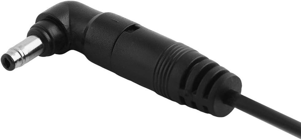 Stabilisiertes Universal Netzteil Ladeger/ät mit verschiedenen 90/° Winkel-Adaptern und USB-Buchse f/ür Ger/äte bis zu 4500mA Schwarz Eingang 230V Ausgang 9 12 12 18 19 20 V DC