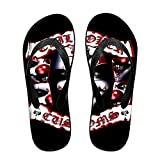 Kefanlk Joker - Flip Flops, Funny Thong Sandals, Beach Sandals