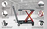 Pake Handling Tools Hydraulic Manual Scissor Lift