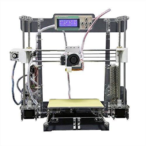 Orion Motor Tech Transparent Desktop 3D Printer