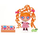 Lalaloopsy Littles Silly Hair Doll, Specs Reads-A-Lot