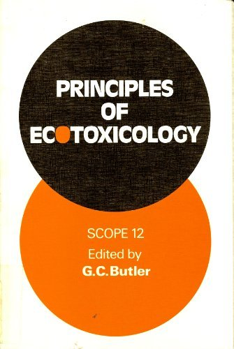 Principles of Ecotoxicology (SCOPE)