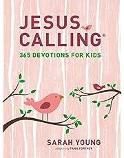 Jesus Calling: 365 Devotions for Kids (Girls Edition)
