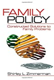 Family Policy 1st Edition