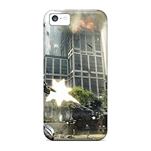Premium Durable Crysis 2 Gameplay Fashion Tpu Iphone 5c Protective Case Cover
