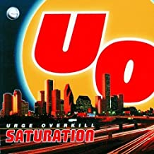 Saturation by Urge Overkill (1993) Audio CD