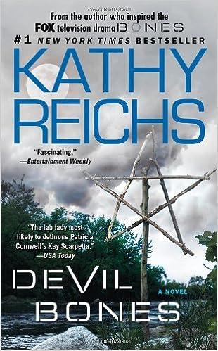 devil bones temperance brennan kathy reichs 9781416525660