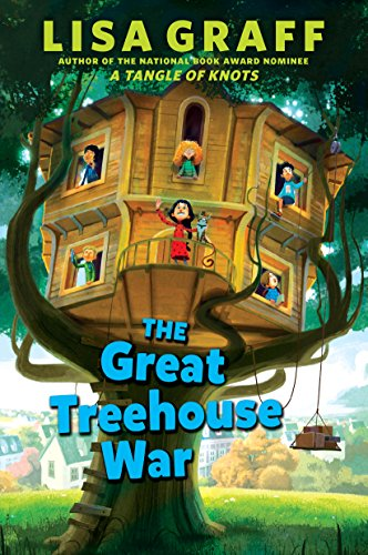 The Great Treehouse War by [Graff, Lisa]