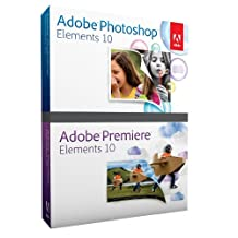 Adobe Photoshop Elements & Premiere Elements 10 (Win/Mac)