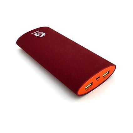 Amazon.com: gembonics 15000 mAh Dual USB Cargador Portátil ...