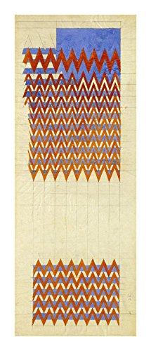 Global Gallery Art on a Budget Charles Rennie Mackintosh Fabric Design 1916