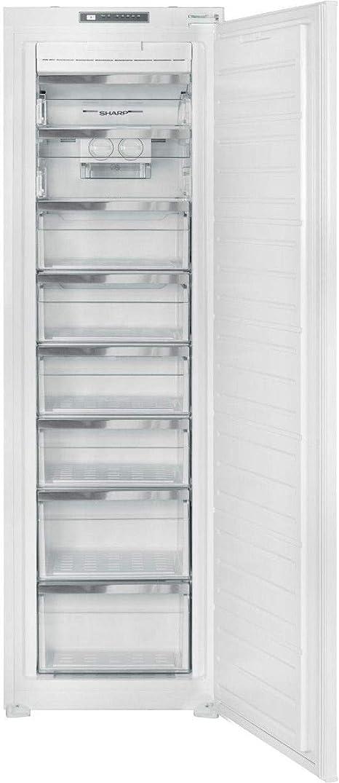 Armario congelador empotrable SJ-S2197E01X: Amazon.es: Grandes ...