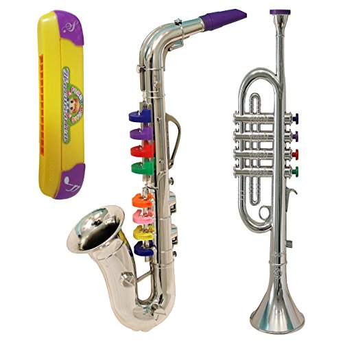 Musical Toy Trumpet : Packers lighting green bay