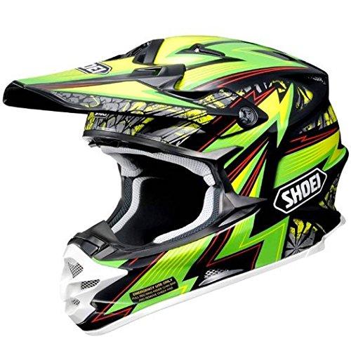 Shoei Maelstrom VFX-W Off-Road Bike Motorcycle Helmet - TC-4 / X-Large