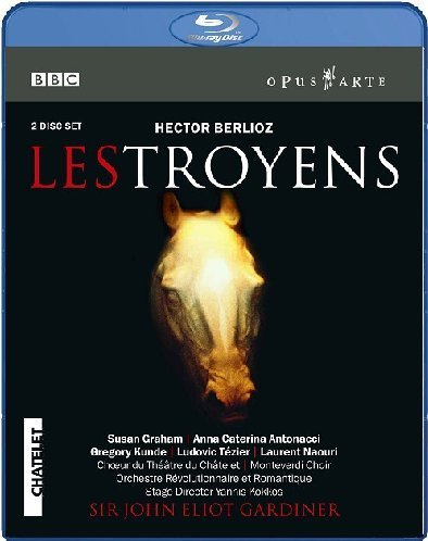 Gregory Kunde - Les Troyens (Subtitled, Widescreen, 2PC)