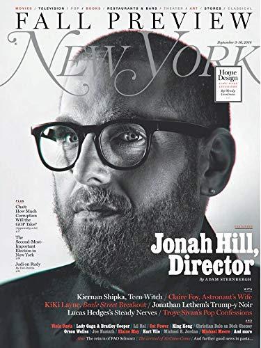 Magazines : New York Magazine [Print + Kindle]