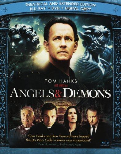 (Angels & Demons [Blu-ray])