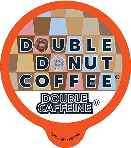 Coffee Pods: Double Donut K-Cup Pods