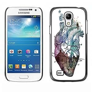 Dragon Case - FOR Samsung Galaxy S4 Mini i9190 - Forgetting is so long - Caja protectora de pl??stico duro de la cubierta Dise?¡Ào Slim Fit