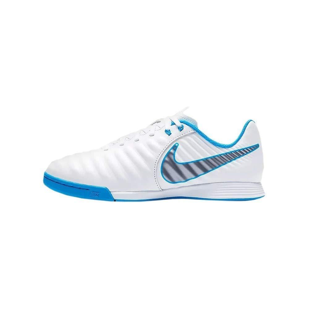 AH7257-107 Nike Jr. Tiempo Legend 7 Academy (IC) Fussballschuh Kinder [GR 30 US 12,5C]