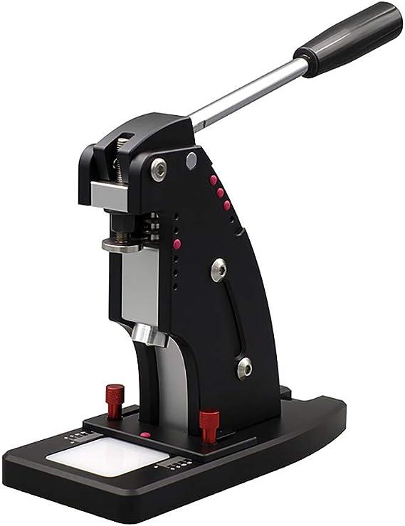 Punzonadora Manual Silenciosa Pequeña Máquina de Perforación de ...