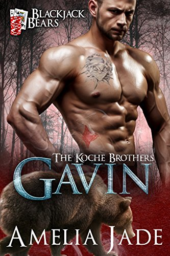 Blackjack Bears: Gavin (Koche Brothers Book 3) by [Jade, Amelia]