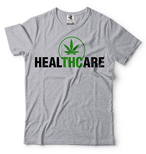THC T-Shirt Weed Cannabis Medical Marijuana Tee