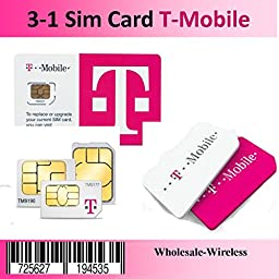 Activate-In 15 Mins #2 Top Seller T-Mobile FREE 1ST MONTH $60 Plan10GB LTE