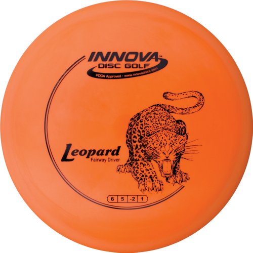 Innova DX Leopard Golf Disc, 145-150 gram (Colors may vary)