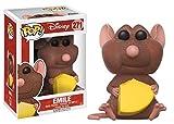 Funko Pop! Disney Ratatouille Emile Vinyl Figure (Bundled Free Pop BOX PROTECTOR CASE)